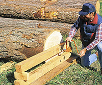 mobile portable sawmills
